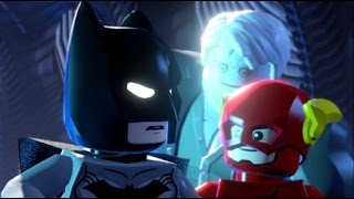 LEGO Batman 3: Beyond Gotham - Walkthrough Part 7 - The Lantern Menace