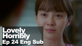 To Song Ji Hyo, Park Si Hoo is the One Taking Misfortune and Bringing Luck [Lovely Horribly Ep 24]