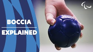 All you need to know about Para Boccia | Sport Exp...