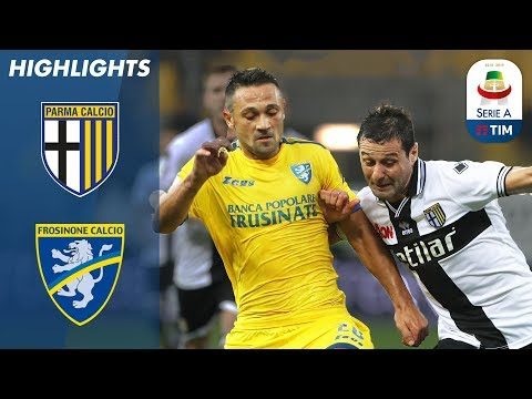 Parma 0-0 Frosinone | Štulac Shown Red as Parma Hold On for a Point | Serie A