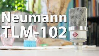 Neumann TLM-102 im Test - Einstieg in die Premium-Klasse - Vergleich mit Rode NT1 und NT1-A