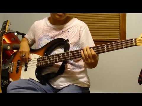 Mary 's Boy Child - BoneyM : bass cover