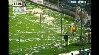 Resumen de Barcelona - Olimpia Final Copa Libertadores 1990