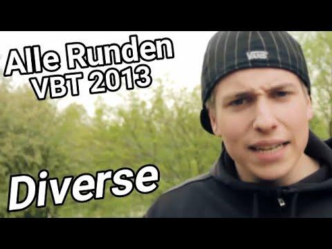 Diverse:VBT 2013 Alle Runden!