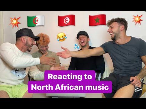 UK REACTING TO ALGERIAN 🇩🇿 TUNISIAN 🇹🇳 MORROCCAN 🇲🇦 MUSIC  (L'Algerino, Balti, Saad Lamjarred)