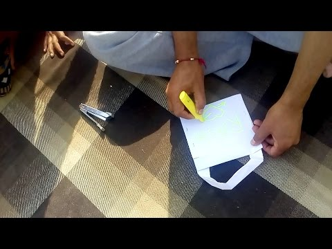 How To Make Paper Wallet Girls