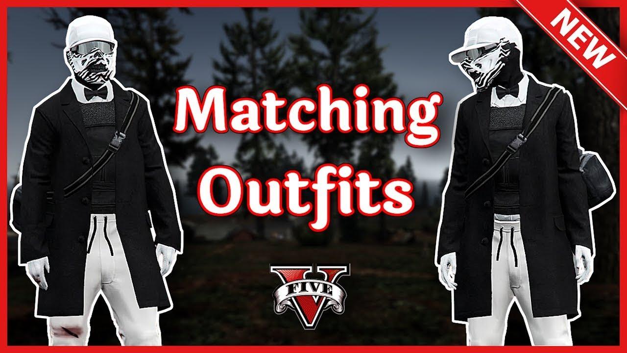 Gta 5 Matching Outfits