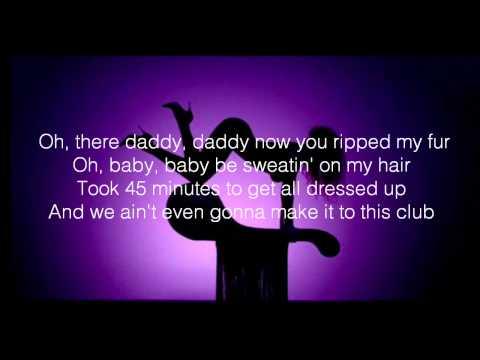 Beyonce - Partition Lyrics