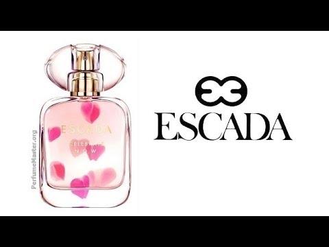 Escada Celebrate Now Perfume Youtube