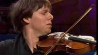 Joshua Bell - Bruch violin concerto (movt 1)