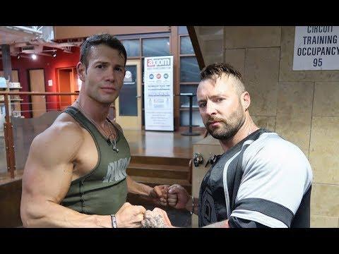 Leg Training with Kris Gethin