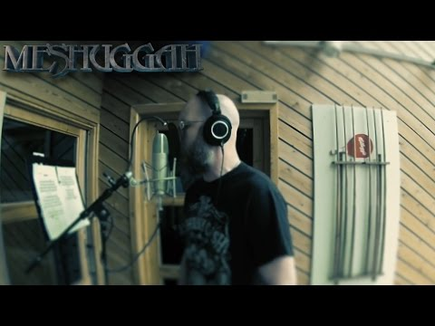 MESHUGGAH - Lyrical Inspiration: The Violent Sleep of Reason (OFFICIAL INTERVIEW)
