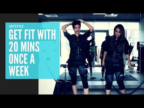 Health and Fitness | Cannot Gym? Do EMS only 20 mins ONCE A Week And See Results | Outstyle.com