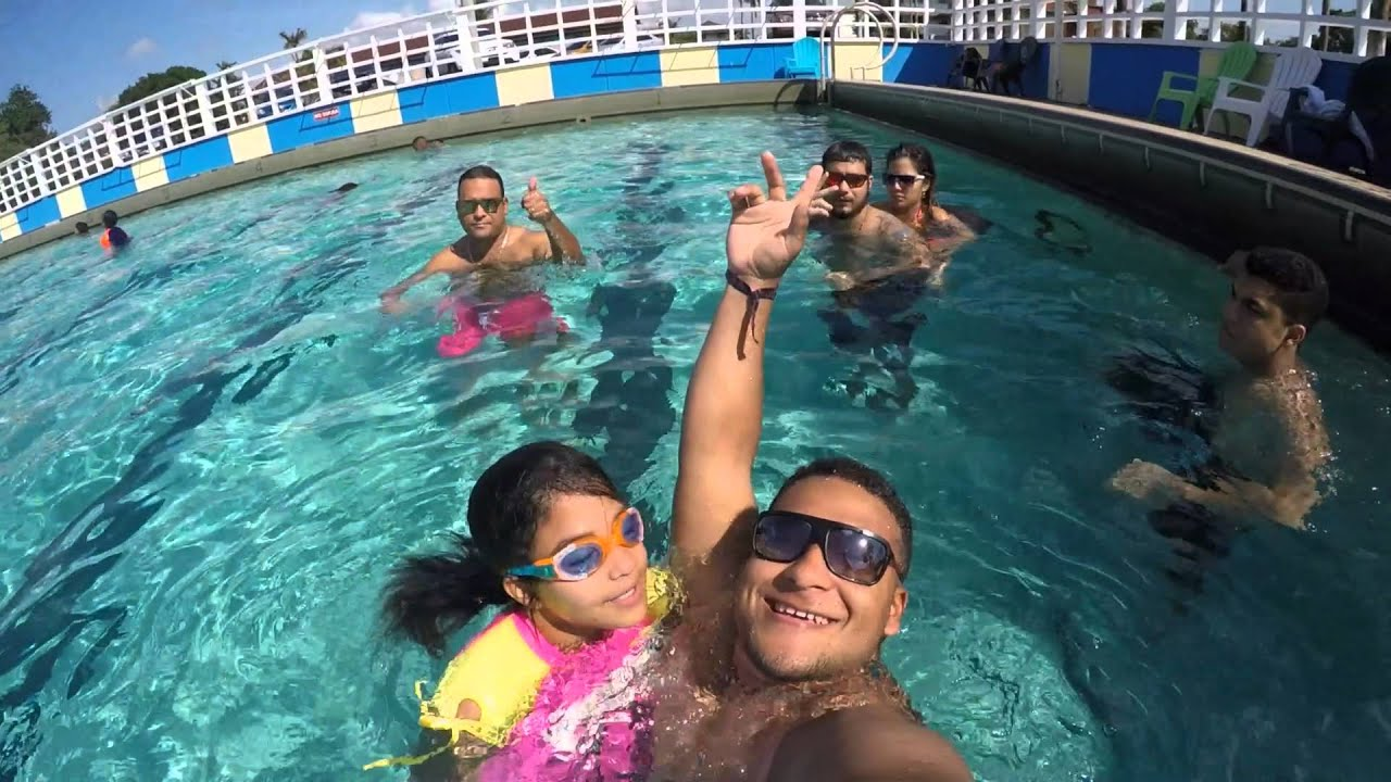 Piscina Espinar Panam Col N Youtube