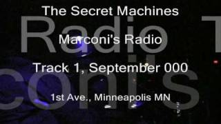 Watch Secret Machines Marconis Radio video