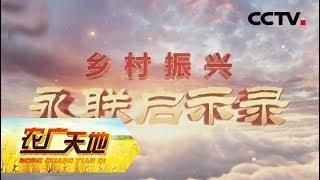 《农广天地》 20190722 乡村振兴永联启示录 第一集 产业之路| CCTV农业