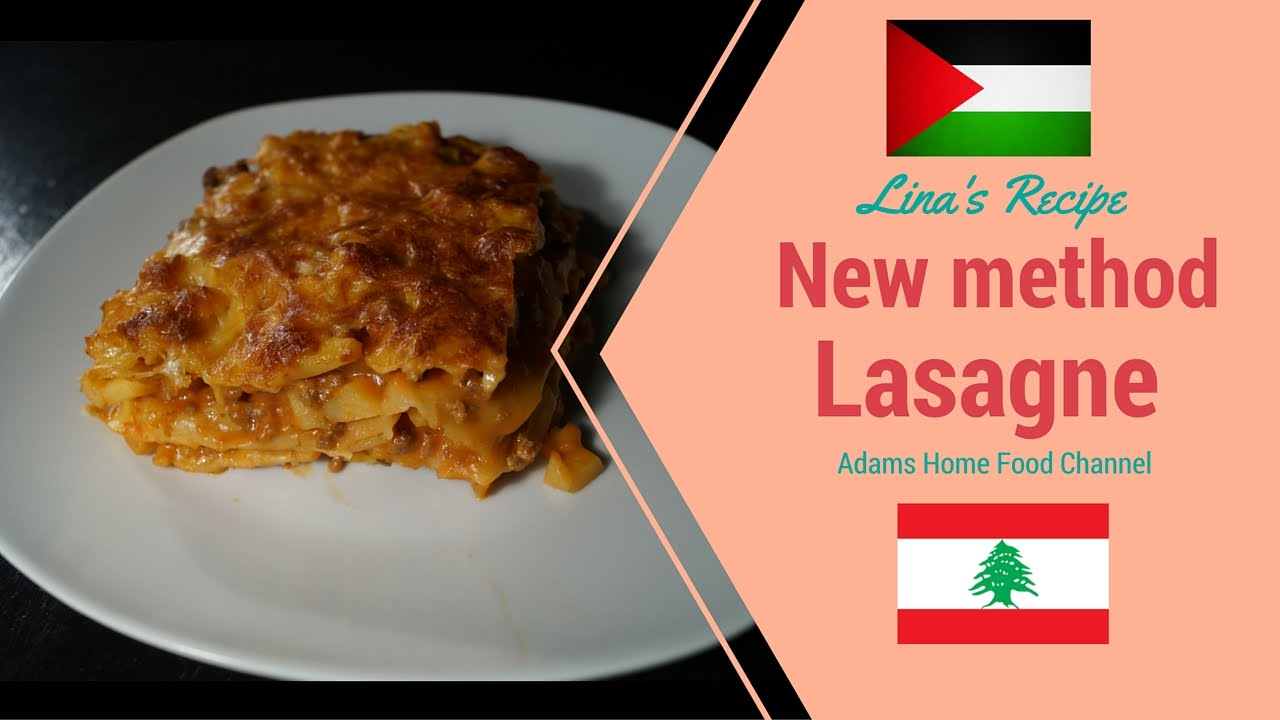 Simple dinner recipe lasagne with potatoes and cheese youtube forumfinder Image collections