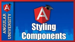 angular 2 components tutorial for beginners styling components learn component style isolation