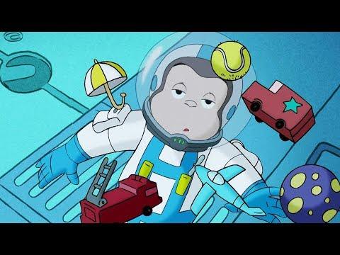 Jorge el Curioso en Español Castellano 🐵Jorge monta en Cohete 🐵Capítulos Completos 🐵Dibujos animados