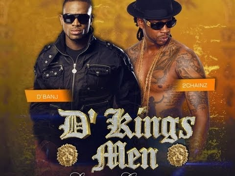 2Chainz & D'banj Live Performance at DKM Concert @goldmynetv