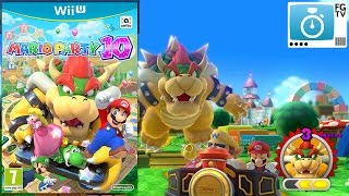 2 Minute Guide: Mario Party 10