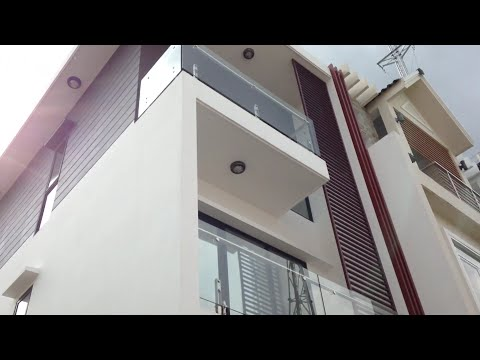 New House In Ho Chi Minh City Saigon Vietnam 2014