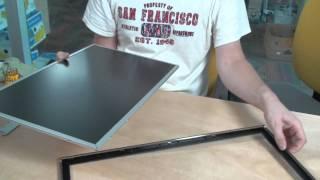 Pitva: LCD s LED podsvícením