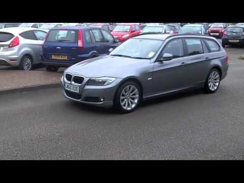 used bmw 3 series diesel touring 2010 318d se 5dr lm60xde youtube. Black Bedroom Furniture Sets. Home Design Ideas