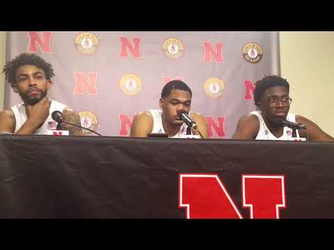HOL HD: Nebraska players talk win over Wisconsin