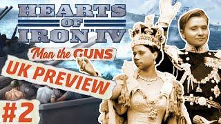 Hearts of Iron 4   Man the Guns   UK Focus Tree   Part 2