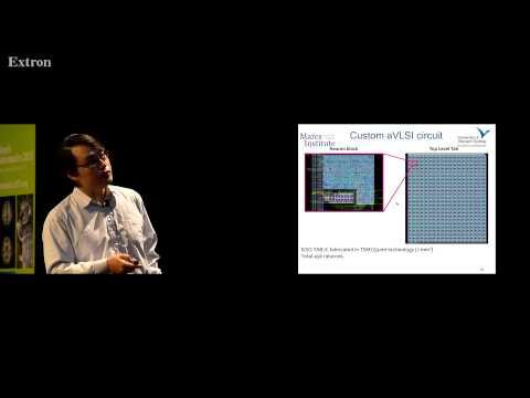 Runchun Mark Wang - New computational paradigms inspired by the brain [2015]
