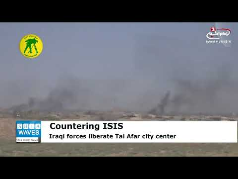 Iraq forces recapture Tal Afar center, citadel from Daesh