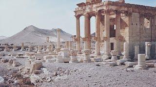 عالم آثار ألماني: قوات الأسد سرقت الآثار في مدينة تدمر الأثرية