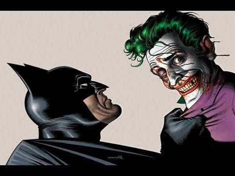 Joker in Cartoons 1968 to 2017 Evolution video