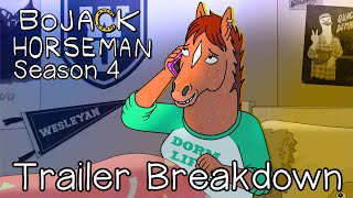 Bojack Horseman | Season 4 | Trailer Breakdown