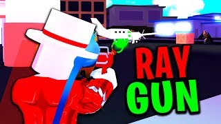 ROBLOX MAD CITY: RAY GUN
