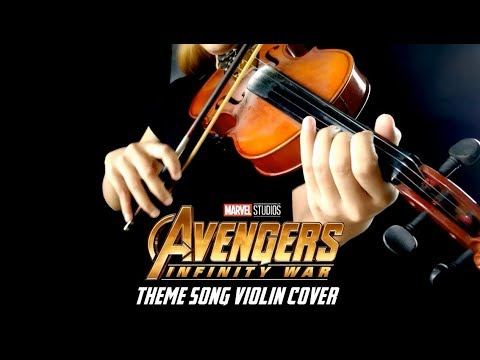 AVENGERS INFINITY WAR THEME SONG VIOLIN COVER