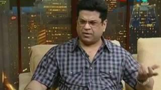 Komal Nahta with Kumar Taurani