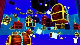 Underground Bunker! Treasure Hunt Simulator   ROBLOX