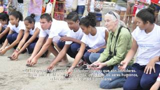 Documental Jane Goodall Santa Marta