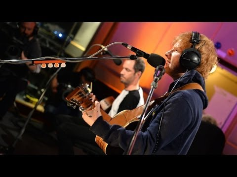 Thumbnail: Ed Sheeran - One - Live At Maida Vale For Zane Lowe