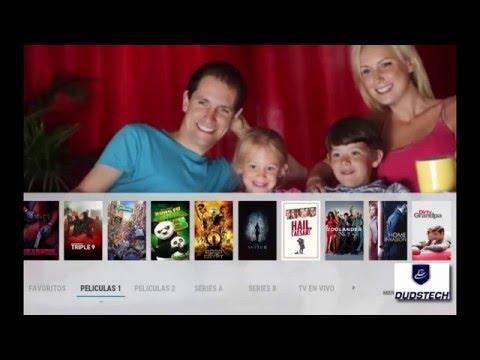 Software MMM Peliculas, series, Canales TV Internacionales IPTV, Karaoke, Adultos, Juegos y Más.