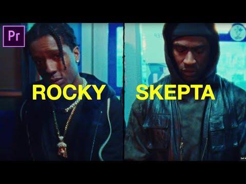 A$AP Rocky - Praise The Lord (Da Shine) (Official Video) ft. Skepta - EDITING REACTION BREAKDOWN