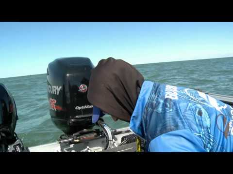 2014 NWT Day 2 from Detroit River, MI and Preview of Mobridge, SD - 1402