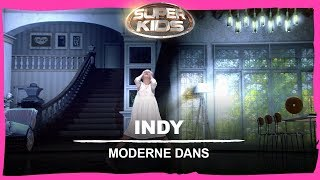 Indy met een moderne dans! | Real Love | Superkids