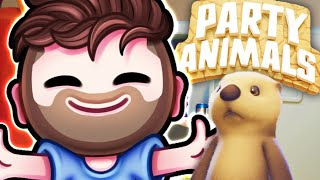 FUNNY NEW PARTY GAME! - Party Animals!