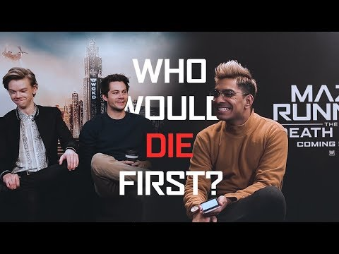 MAZE RUNNER - WHO WOULD DIE FIRST?