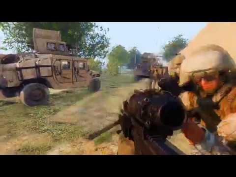 Arma 3: 2nd Marine Division - The Lone Survivor