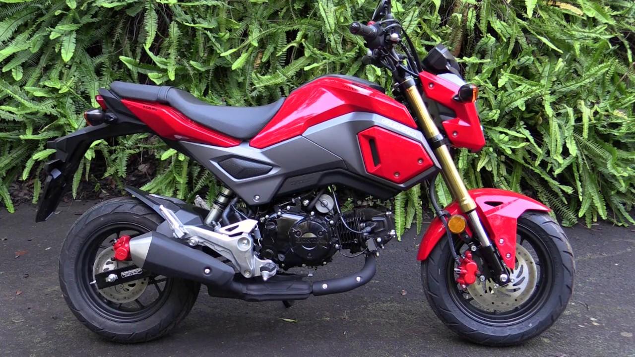 Honda Grom Review >> Honda Grom Review