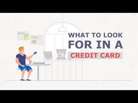 How To Choose Credit Card